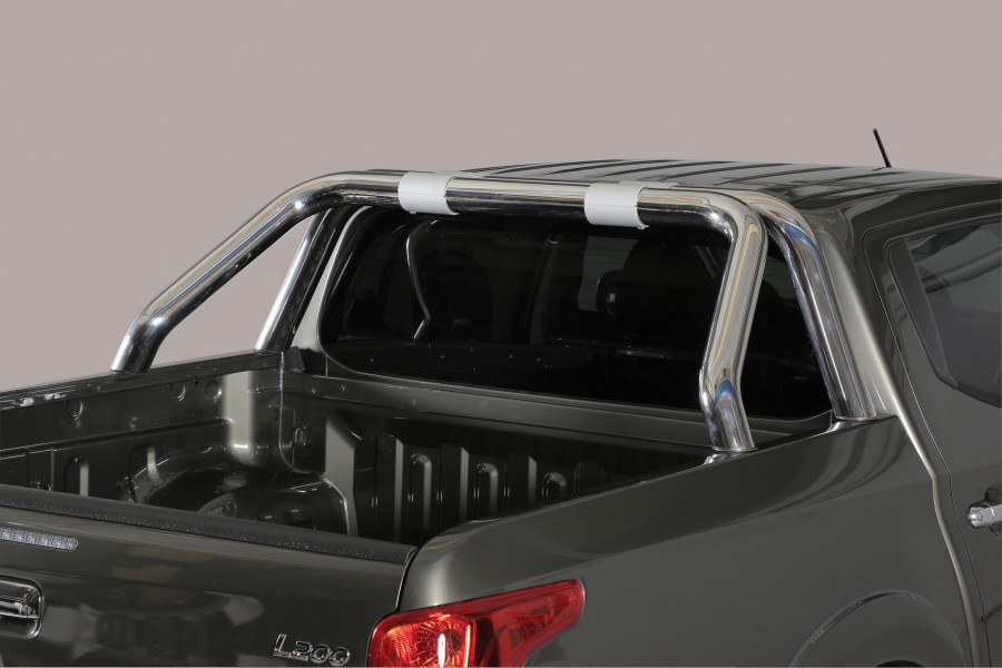 Rails Pick-Up autolle Mitsubishi L200, Fiat Fullback 2016-