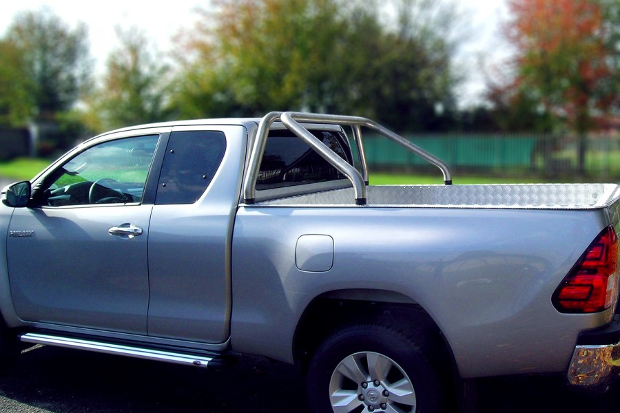 Rails Pick-Up autolle Nissan Navara 2016-