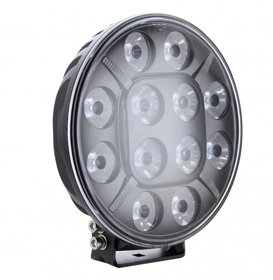 LED lisävalo